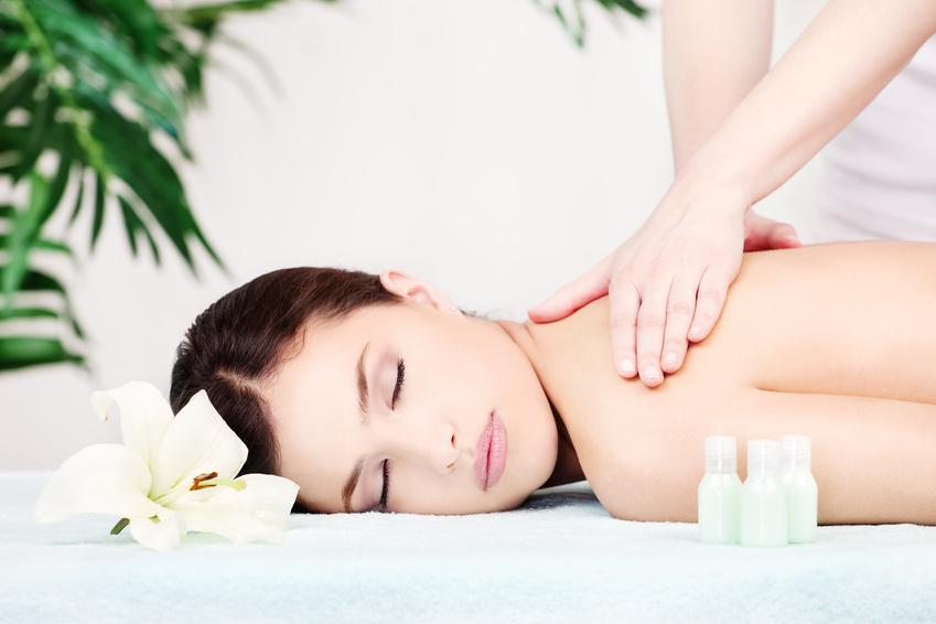 Azahar Beauty Masaje Relajante Con Aromaterapia Centro
